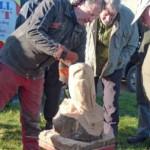 Sculpture in Wood 006