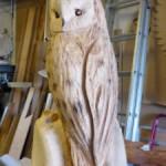 Sculpture in Wood 007